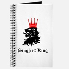 Singh is King Journal