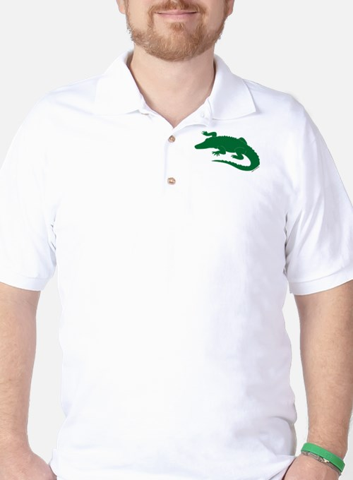 ALLIGATOR [12] Golf Shirt