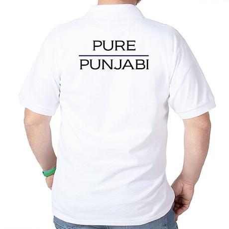 Pure Punjabi Golf Shirt