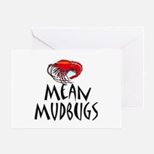 Mudbugs 2 Greeting Card