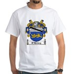 O'Hickey Family Crest White T-Shirt