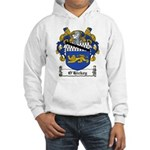 O'Hickey Family Crest Hooded Sweatshirt