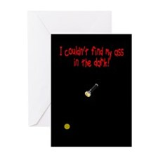 A DARK PLACE VALENTINE Greeting Cards (Pk of 10)