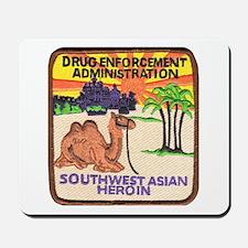 DEA Southwest Asia Mousepad