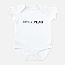 100% percent Punjabi Infant Bodysuit