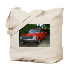 1971 C###y Truck Front & Rear Tote Bag