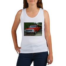 1971 C###y Truck Front & Rear Women's Tank Top