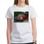 1971 C###y Truck Front & Rear Women's T-Shirt