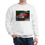 1971 C###y Truck Front & Rear Sweatshirt