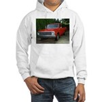 1971 C###y Truck Front & Rear Hooded Sweatshirt