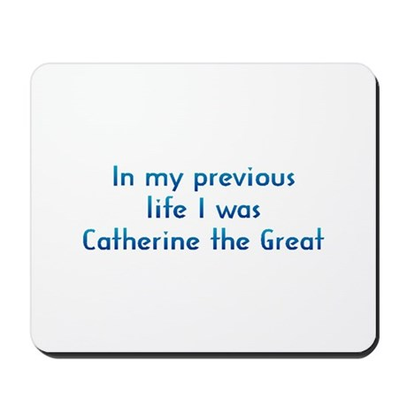 PL Catherine The Great Mousepad