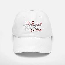Volleyball Mom 3 Baseball Baseball Cap