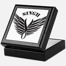 Singh Keepsake Box