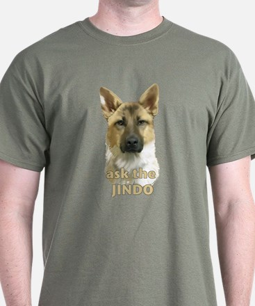 jindo ask T-Shirt
