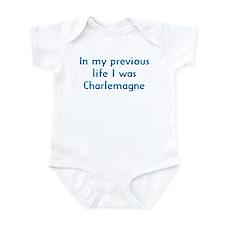 PL Charlemagne Infant Bodysuit