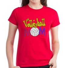 Volleyball Mom 4 Tee