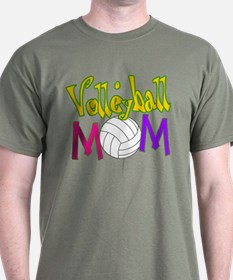 Volleyball Mom 4 T-Shirt