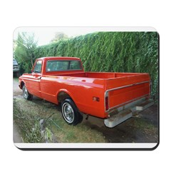 1971 C###y Truck Front & Rear Mousepad