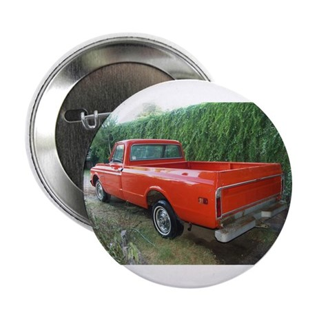 "1971 C###y Truck Front & Rear 2.25"" Button"