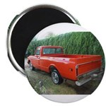 1971 C###y Truck Front & Rear Magnet
