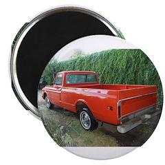 1971 C###y Truck Front & Rear Magnet