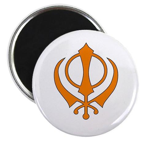Khanda Magnet