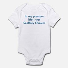 PL Geoffrey Chaucer Infant Bodysuit