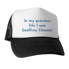 PL Geoffrey Chaucer Hat