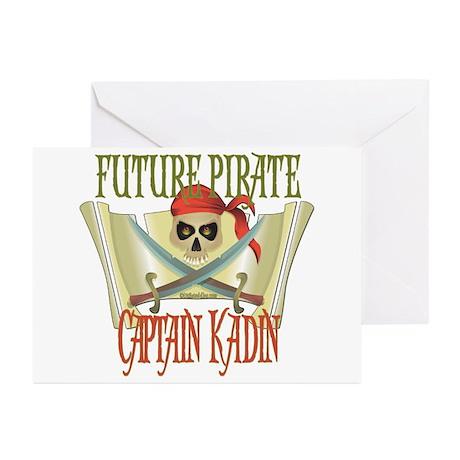 Captain Kadin Greeting Cards (Pk of 10)