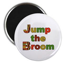 Kente Cloth Jump the Broom 2.25
