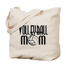 Volleyball Mom 5 Tote Bag