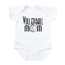 Volleyball Mom 5 Infant Bodysuit