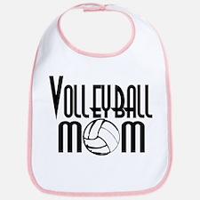 Volleyball Mom 5 Bib