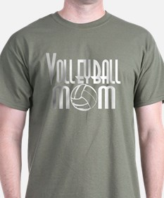 Volleyball Mom 5 T-Shirt