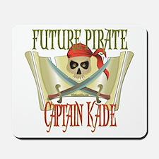 Captain Kade Mousepad