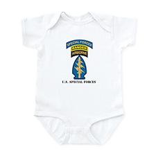 SF Patch Ranger Tab Special Infant Bodysuit