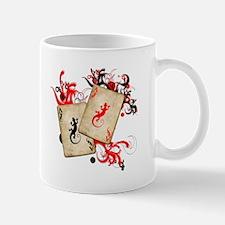 Gecko Gambler Mug