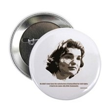 "Jackie Kennedy 2.25"" Button"