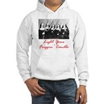 Light Your Candle Hooded Sweatshirt