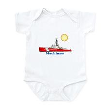 The Mackinaw Infant Bodysuit