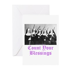Count Your Blessings Greeting Cards (Pk of 10)