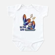 DJ For Life Infant Bodysuit