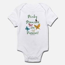Pinky Promises are Forever Infant Bodysuit