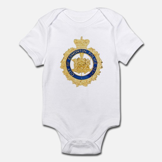 Edmonton Police Infant Bodysuit