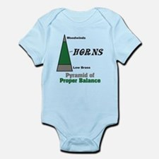 Proper Balance Infant Bodysuit