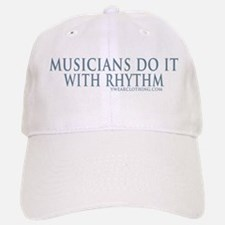 Musicians Rhythm Baseball Baseball Cap