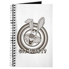 Retro Rabbit Journal
