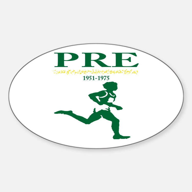 PRE 1951-1975 Oval Decal