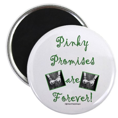 Pinky Promises Magnet