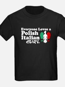 Polish Italian Girl T